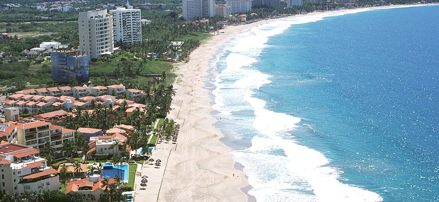 Ixtapa Hotels Inns Homes Appartments Villas In Guerrero Mexico A Completes Touristic Guide